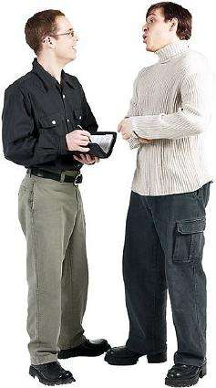 Engaging Evangelism  - friends