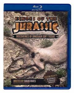 Echoes of the Jurassic on Blu-ray