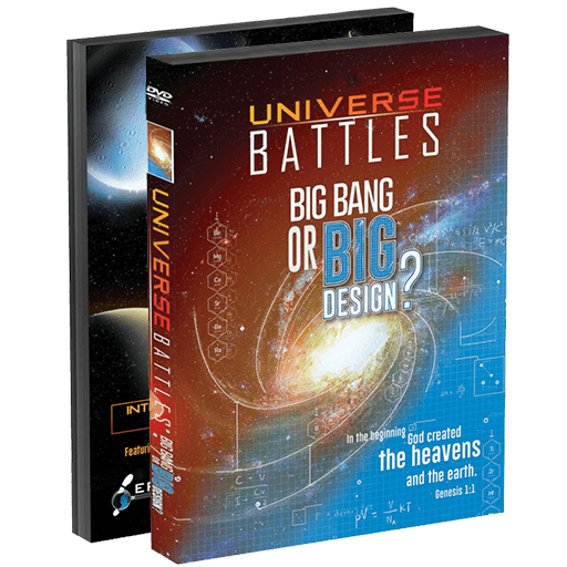 Big Bang or Big Design - EvidencePress