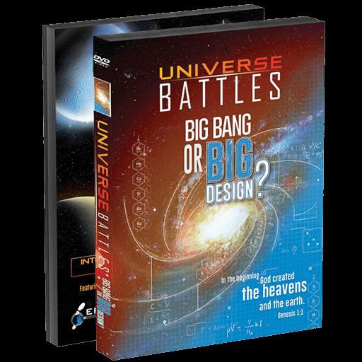 Big Bang or Big Design - EvidencePress
